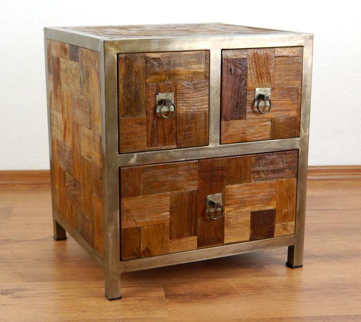 Bedside Table Designs best 20+ wood steel ideas on pinterest   journal of, steel table