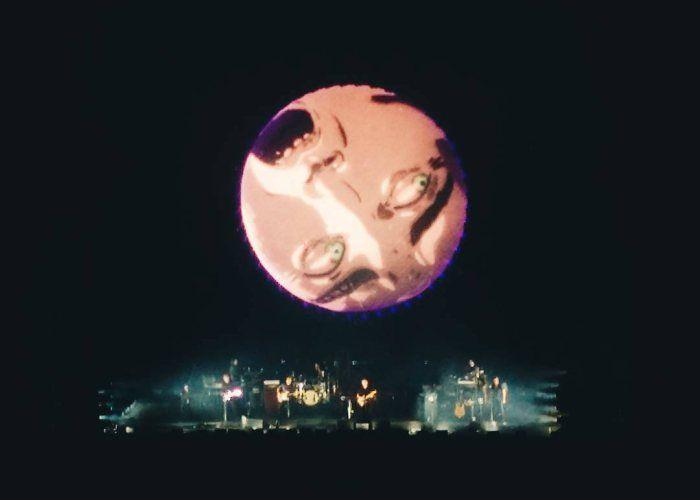 Show do David Gilmour 12/12 no Allianz Parque #DavidGimour, #Show, #Concert, #PinkFloyd, #Draw,