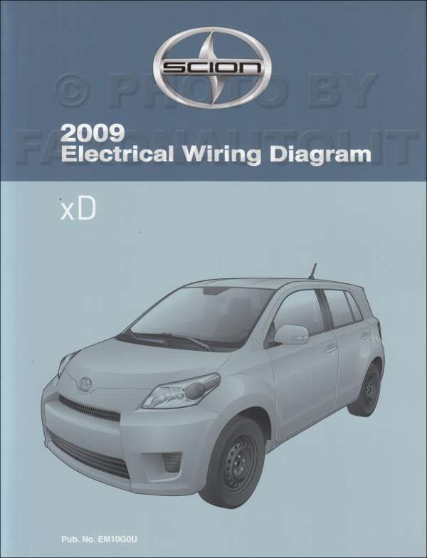 2006 Scion Tc Electrical Wiring Diagram Manual And Scion Xd Wiring Diagram Manual Original 2008 Impala Impala Electrical Wiring Diagram