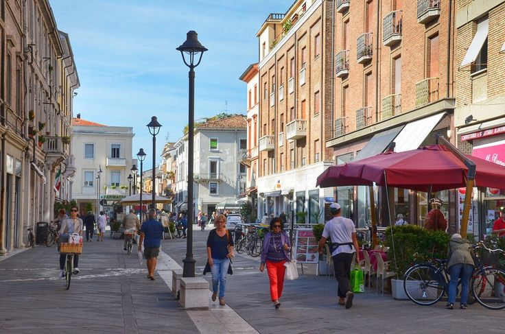 """Walking Through The Beautiful City of Rimini Italy – Away From The Beach"" by @LandLopers"