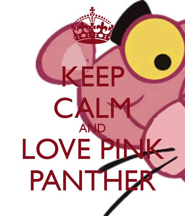 17 Best images about pink panther on Pinterest | Clip art ...