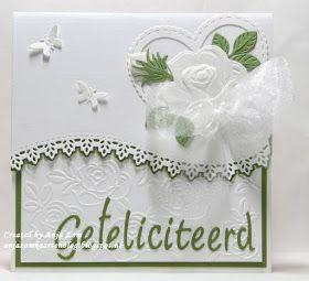 Anja Zom kaartenblog: Mooie roos....