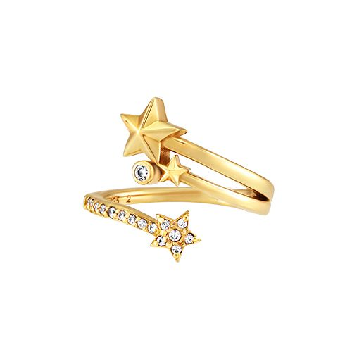 shooting star nail ring - CLEODIA//  ❤❤♥For More You Can Follow On Insta @love_ushi OR Pinterest @ANAM SIDDIQUI ♥❤❤