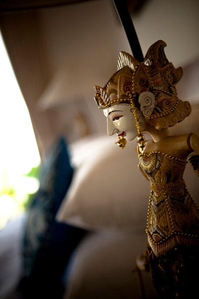 Balinese doll