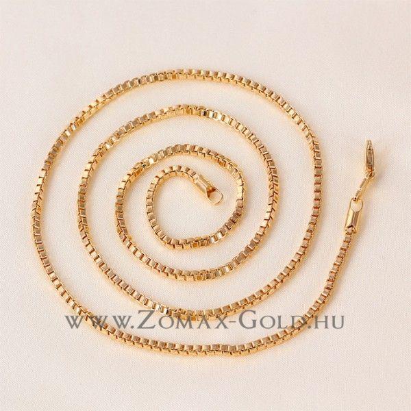 Amira nyaklánc - Zomax Gold divatékszer www.zomax-gold.hu