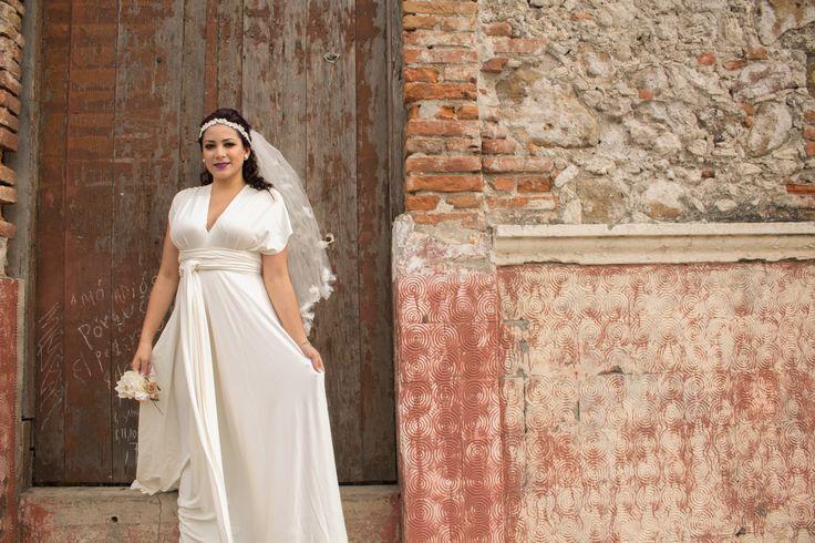 Bonita Vestido Convertible /Vestido de Novia / Novias / Vestidos para damas de honor / Damas / Bridesmaids