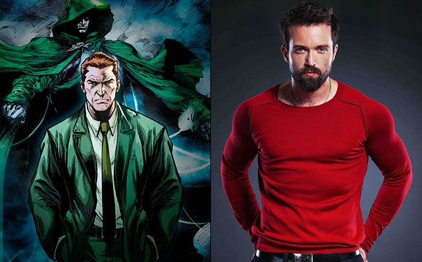 Welcome the newest edition to the Constantine cast, Emmett Scanlan as Jim Corrigan, the (future) Spectre.