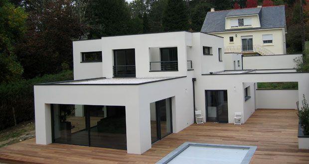 17 best images about extension de maison on pinterest for Extension maison 17
