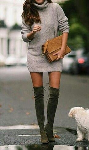 Lowland Over the Knee Boot