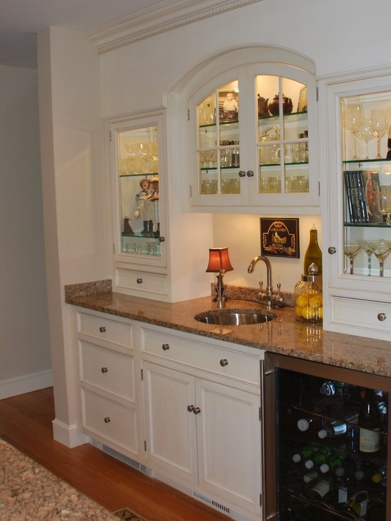 9 best beverage centers designedheartwood kitchens