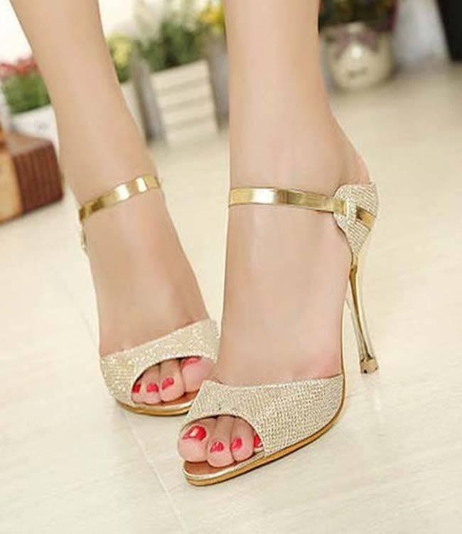 Classy High Heel Shoes For Trendy Girls