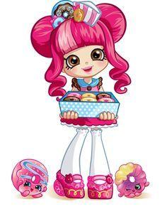 Resultado de imagen para imagenes de las muñecas de shopkins animadas y shopkins