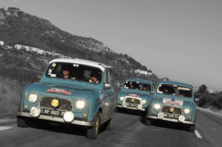 4L Rallye Historique de Monte Carlo 2011