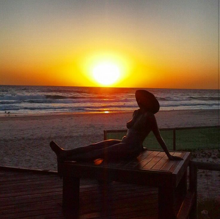 Currumbin Beach Sunrise ~ Angels Unisex Jewellery
