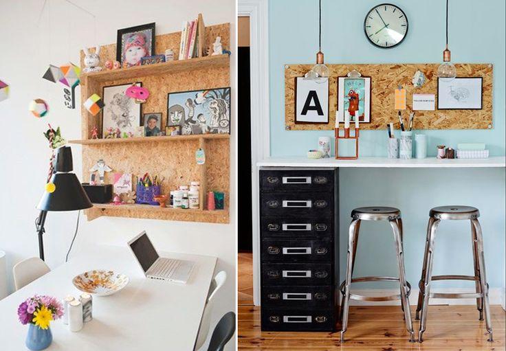inspiration d coration pour mon nouveau bureau envie de. Black Bedroom Furniture Sets. Home Design Ideas