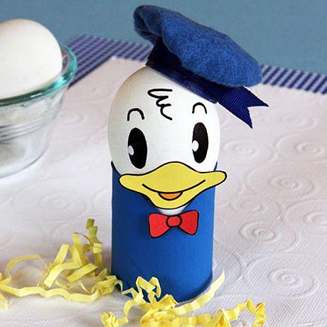 Donald Duck Osterei