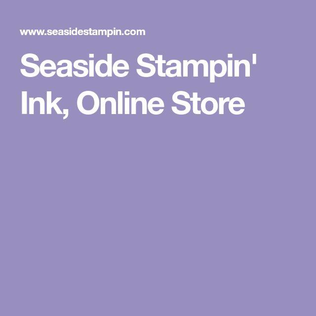 Seaside Stampin' Ink, Online Store