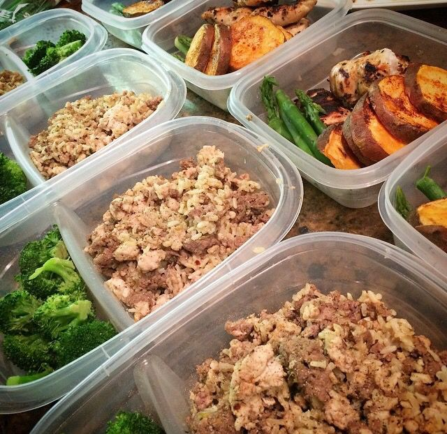 So You Want to Meal Prep? | Third Shift Fit. Check out for step by step meal prep instructions with grocery list !! Great for bikini competition prep or bodybuilding ! Most recipes even include macros