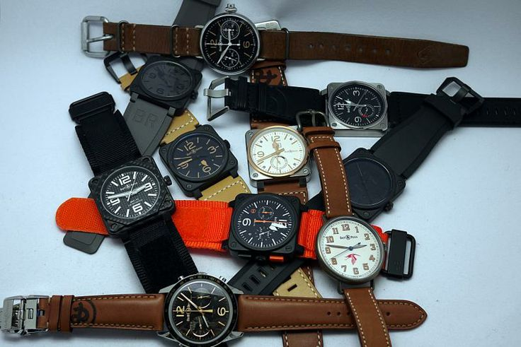 Bell & Ross Professional Timepieces