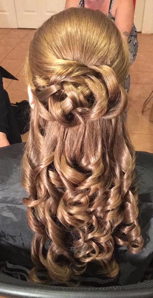 19 best Fun Hair for girls images on Pinterest