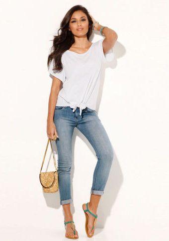 Slim džíny #ModinoCZ #jeans #blue #trendy #style #fashion #moda #bein #lightblue #moda #denim #dziny