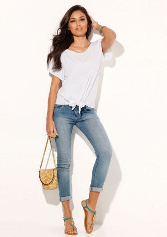 Slim džíny #ModinoCZ #forfreetime #comfortable #stylish #fashion #trendy #clothing #obleceni #moda #volnycas #stylove