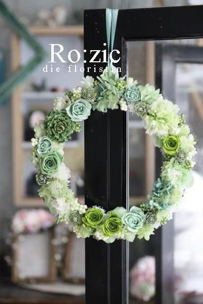 preserved flower http://rozicdiary.exblog.jp/25999085/
