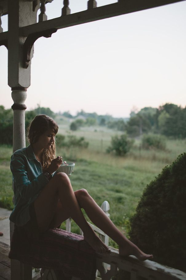 An Ode To Summer. Photography by Carissa Gallo