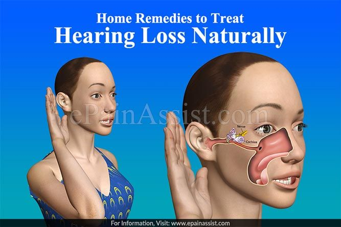 There are various natural and home remedies which can help in treating minor causes of hearing loss problems effectively. There are many factors contributing to loss of hearing in a person. Although, some of the reasons are inevitable, some can be prevented with taking proper precautions or can also be treated naturally.