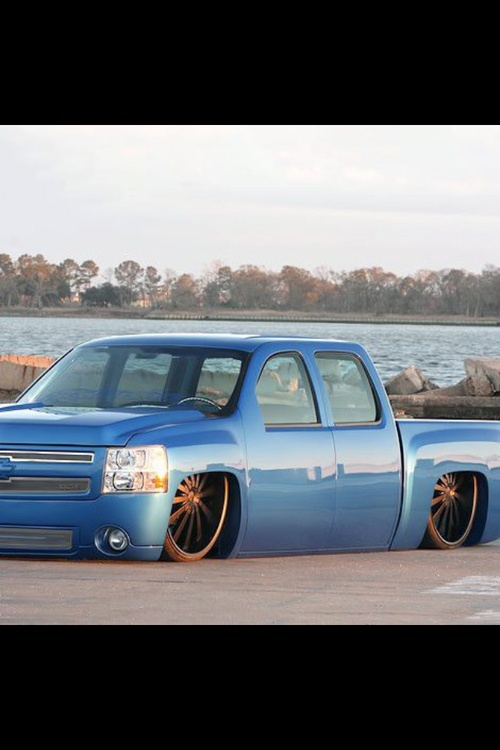 1000 Images About Dropped Trucks On Pinterest Chevy