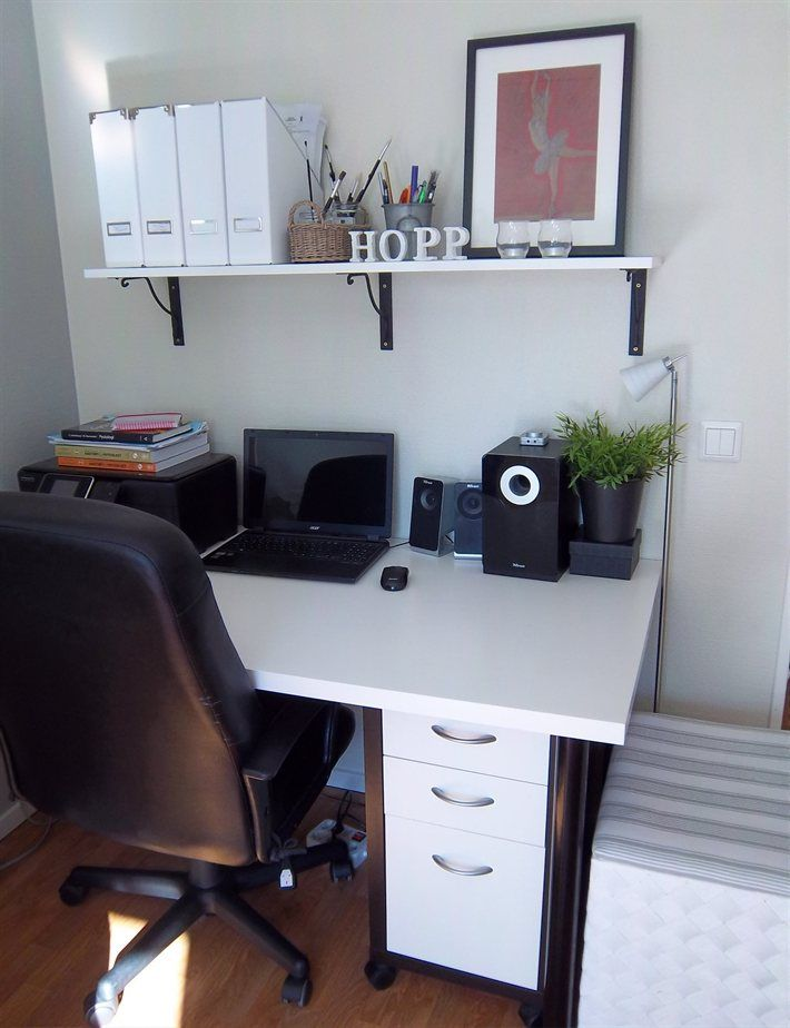 54 best images about my office on pinterest chevron for Studio apartment office