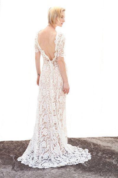 27 Wedding Dresses for the Vintage Bride
