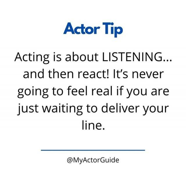 How To Start A Career In Acting Step By Step Guide On Breaking Into The Biz My Actor Guide Acting Quotes Acting Scripts Acting Lessons