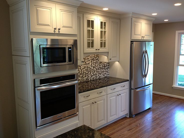 111 best house images on pinterest traditional kitchens for Mckenna s kitchen and bath