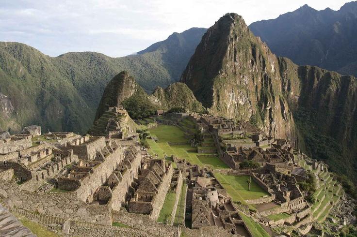 Mapa de Machu Picchu Pueblo (Aguas Calientes)