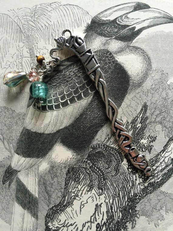 Teapot Bookmark - made with love xx