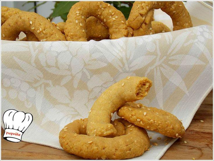 ΑΛΜΥΡΑ ΚΟΥΛΟΥΡΑΚΙΑ ΜΕ ΟΥΖΟ ΚΑΙ ΤΥΡΙ!!!   Νόστιμες Συνταγές της Γωγώς