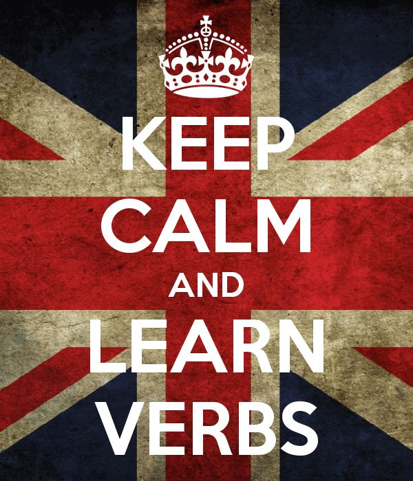 KEEP CALM AND LEARN VERBS - KEEP CALM AND CARRY ON Image Generator