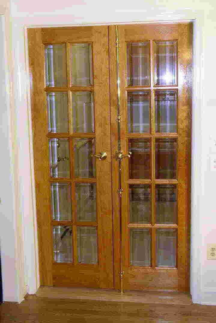 Cheap interior doors with glass cheap clear glass for Cheap glass doors