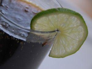 Rum z Colą