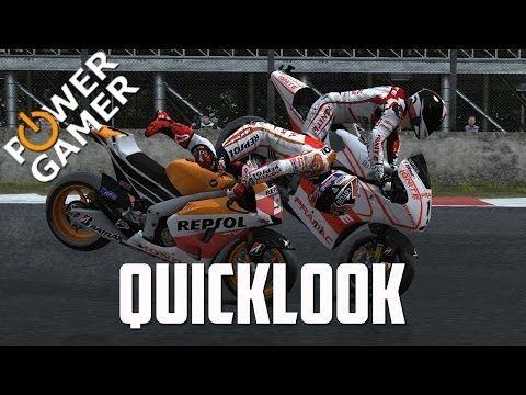 Rikk raste für uns durch die Strecken von MotoGP 14 und wir haben zugeschaut. Hat er ein Motorrad besser im Griff als ein Auto? Findet es heraus in unserem Quicklook zu MotoGP 14.