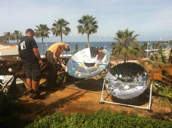 Cocinas Solares - Solar Cookers