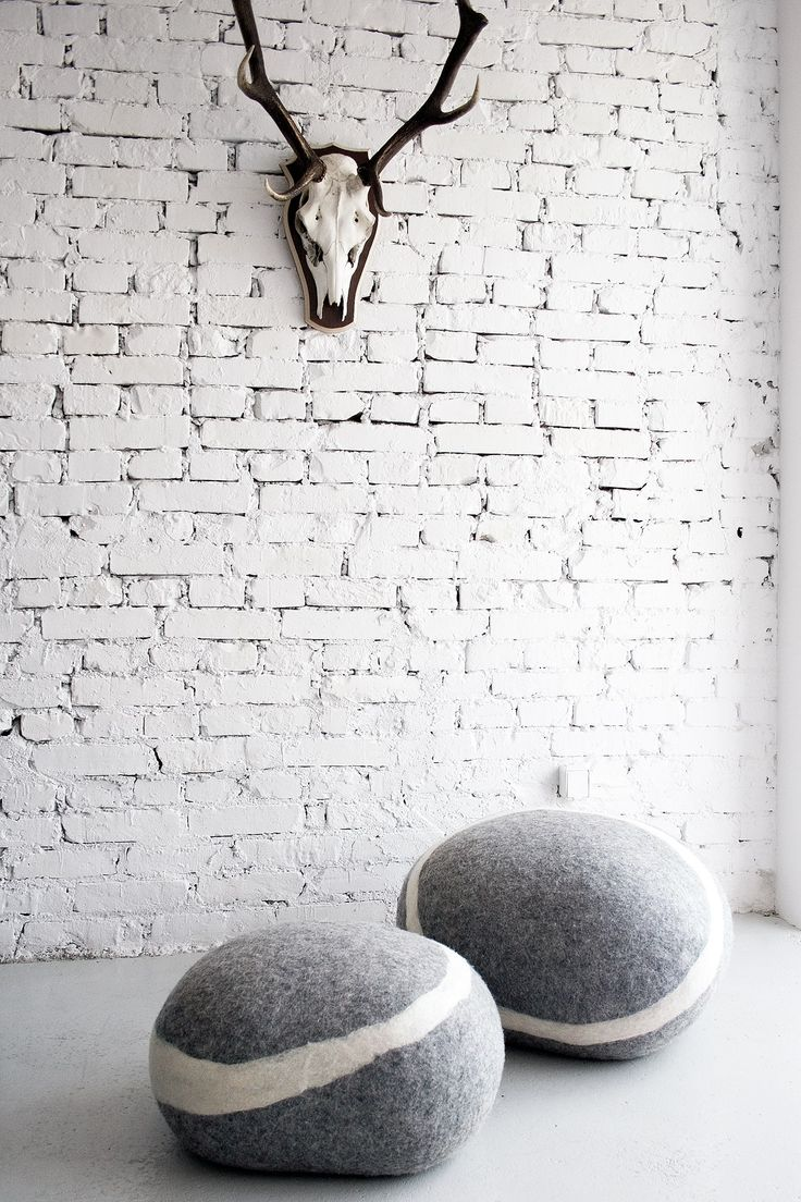 fivetimesone — stONE collection poufs www.fivetimesone.com