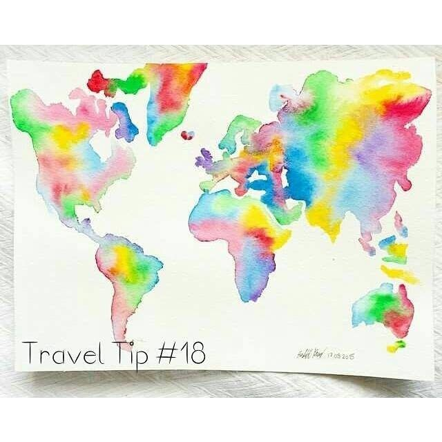 Travel Tip #18 When booking flights and hotels online enable private browsing. Travel sites often track your visits and will raise the price simply because you've visited before. Has this happened to you? #travelintoliving Photo @drawing.thesun