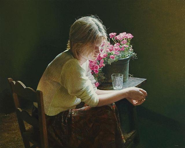 """""""er mundo de manué"""": ISABEL GUERRA, la monja pintora. Obras, cuadros, pinturas."""