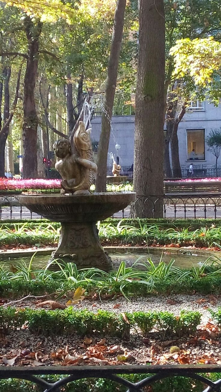 Parque de la Florida- Vitoria-Gasteiz. Pais Vasco