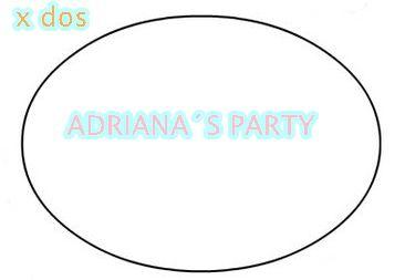 cara santa adriana party monos nieve