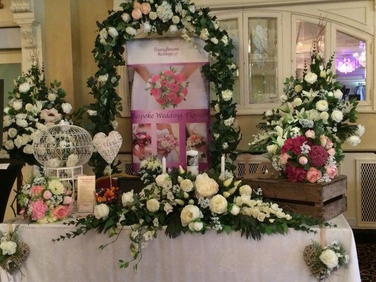 Wedding Fair display 18th January 2015 at Carrickdale Hotel