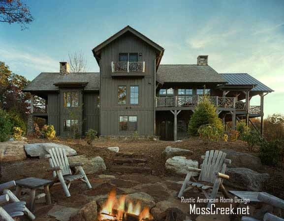 17 best images about board and batten siding on pinterest for Rustic board and batten homes