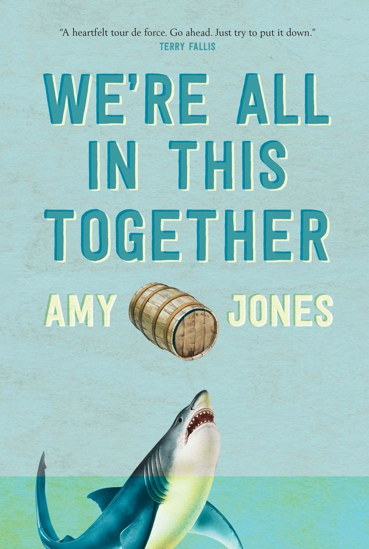 We're All In This Together, by Amy Jones (McClelland & Stewart) http://penguinrandomhouse.ca/books/530284/were-all-together#9780771050640
